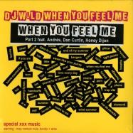Front View : DJ W!LD - W15 (PART 2 FT. ANDRES / HONEY DIJON / DAN CURTIN) - W!ld Records / W15