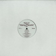 Front View : Black Ice Productions - MANY FACETS EP - Large / LAR008V