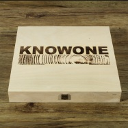 Front View : Unknown - KNOWONE TIMBER BOX 001 (5X12 / 2XCD) - Knowone / KOTB001