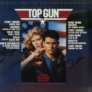 Front View : Various Artists - TOP GUN O.S.T. (LP) - Sony Music / 88875120971