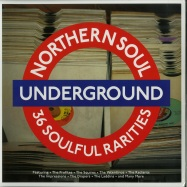 Front View : Various Artists - NORTHERN SOUL UNDERGROUND (2X12 LP) - Not Now Music / not2lp240