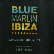 BLUE MARLIN IBIZA: DAY & NIGHT VOL.10 (2XCD)