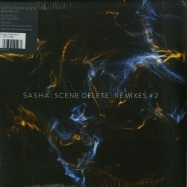 Front View : Sasha - SCENE DELETE: REMIXES 2 (LTD. WHITE 10 INCH + MP3) - Late Night Tales / ALN104302