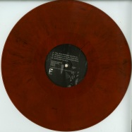Front View : Homemade Weapons - NEGATIVE SPACE REMIXED (COLOURED VINYL) - Samurai Music / SMDE006