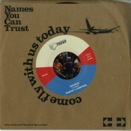Front View : Sabor Y Control - SICARIO (7 INCH) - Names You Can Trust / NYCT7033