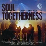 Front View : Various Artists - SOUL TOGETHERNESS (2X12 LP) - Expansion Records / lpexp57
