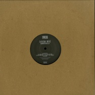 Front View : Sascha Dive - DOWNTOWN EP (180G VINYL) - Silver Network / Silver 043