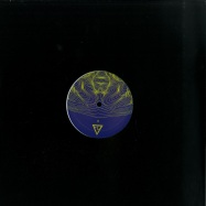 Front View : Ken Karter - AV_X1J EP - Future Deja Vu / FDV002