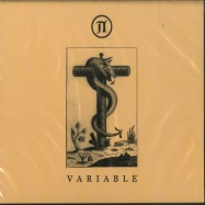 Front View : Various Artists - VARIABLE (CD) - Pi Electronics / PEVA01CD