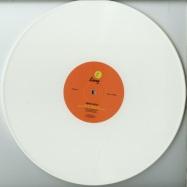 Front View : Super Paolo - BELLA TOPA (WHITE VINYL) - Leng Records / Leng043