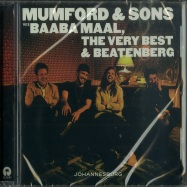 Front View : Mumford & Sons - JOHANNESBURG EP (CD) - Universal / 4790791 / 2831272