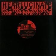 Front View : DAWL / TRISTAN DA CUNHA / FREAKENSTEIN - HEARLUCINATE (180G VINYL) - Hearlucinate / Hearlucinate 001