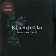 Front View : Blundetto - COUSIN ZAKA (2LP) - Heavenly Sweetness / HS 189