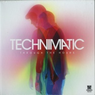 Front View : Technimatic - THROUGH THE HOURS DELUXE EDITION (2x12 INCH + 2x10 INCH COLOUR) - Shogun Audio / SHA149