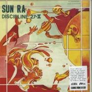 Front View : Sun Ra - DISCIPLINE 27-II (LP) - Strut Records / STRUT146LP