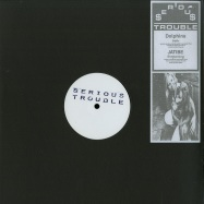 Front View : Dolphins / Jatibe - MEHR / ENTSPANNUNG - Serious Trouble / SETR006