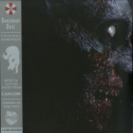 Front View : Capcom Sound Team - RESIDENT EVIL O.S.T. (180G 2LP) - Laced Records / LMLP024