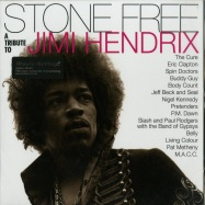 Front View : Various Artists - STONE FREE - A TRIBUTE TO JIMI HENDRIX (180G 2LP) - Music on Vinyl / MOVLP1313 / 6809544