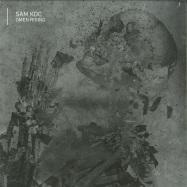 Front View : Sam KDC - OMEN RISING (2LP, COLOURED) - HORO / HOROEX28