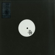 Front View : DNAonDNA - NONCHALANT SOUNDS FROM ACROSS THE SOLAR SYSTEM - Silver Dollar Club / SDC001