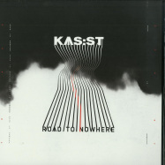Front View : Kas:st - ROAD TO NOWHERE (2LP + MP3) - Flyance Records / FLYLP001