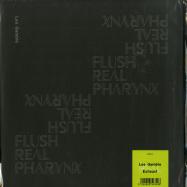 Front View : Lee Gamble - EXHAUST (CLEAR VINYL) - Hyperdub / HDB127 / 00137025