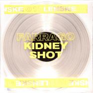 Front View : Farrago - KIDNEY SHOT EP (CLEAR VINYL) - LENSKE / LENSKE011