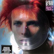 Front View : David Bowie - SPACE ODDITY (Picture Vinyl LP) - Parlophone Label Group (plg) / 9029546874
