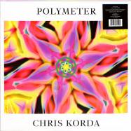 Front View : Chris Korda - POLYMETER (LP) - Mental Groove / MG131