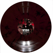 Front View : W1B0 - HERE TO FORE EP (COLOURED VINYL) - Discos Atonicos / DATO07