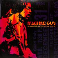 Front View : Jimi Hendrix - MACHINE GUN - THE FILLMORE EAST SHOW (2LP) - Columbia / 88985354171