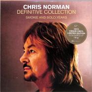Front View : Chris Norman - DEFINITIVE COLLECTION (LTD COLOURED 180G 2LP) - Edel Records / 0215404EME