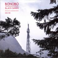 Front View : Bonobo - BLACK SANDS (LTD RED 2LP + MP3) - Ninja Tune / ZEN140X