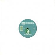 Front View : Andreas Henneberg - DEVERB EP - Karatemusik022