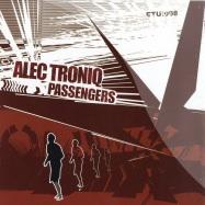 Front View : Alec Troniq - PASSENGERS - Etui 008