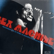 Front View : James Brown - SEX MACHINE (2X12) - Polydor / 0998