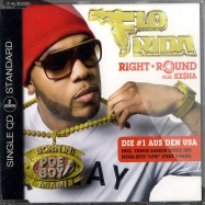 RIGHT ROUND (2 TRACK MAXI CD)