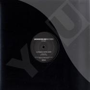 Front View : Luc Ringeisen & Don Juanito - UNDERGROUND RECORDS VOLUME I - Underground Records / UND0016