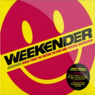 Front View : Various Artists , compiled by Terry Farley - WEEKENDER - 3 CD - Harmless / hurtxcd113