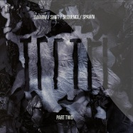 Front View : Teeth - SWARM / SHIFT EP - PART TWO (10 INCH) - Ramp Records / ramp046.2