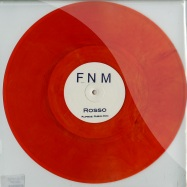 Front View : FNM - ROSSO (180G, COLOURED VINYL) - Save The Black Beauty / STBB03