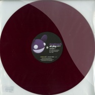 Front View : Deadmau5 - AT PLAY VOLUME 4 - SAMPLER 1 (PURPLE VINYL) - Play Records / PLAY12021