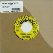 MEET ME AT MIDNIGHT / I GET A FEELING (7 INCH)