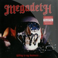 Front View : Megadeath - KILLING IS MY BUSINESS... AND BUSINESS IS GOOD! (180GR VINYL) - Universal / 9962331