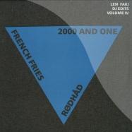Front View : Len Faki - DJ EDITS VOL. IV - Figure / Figure62