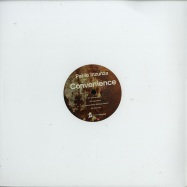 Front View : Pablo Inzuza - CONVENIENCE EP (BUTANE REMIX) - Alphahouse / Alpha34