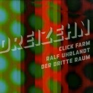 Front View : Der Dritte Raum, Ralf Uhrland, Click Far - DREIZEHN - Der Dritte Raum / DDR013