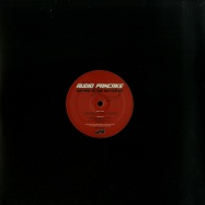 Front View : Audio Pancake - THIS MUST BE THE ANSWER (OB1 REMIX) - Wah Wah / WAHWAH029