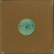 Front View : Dafoe & Amin Ravelle - UNLOGIC (VINYL ONLY) - Altiorem / ALT002