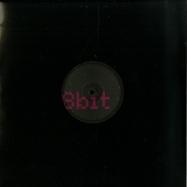 Front View : Nick Curly - PERPETUO EP (180G VINYL) - 8 Bit / 8Bit109